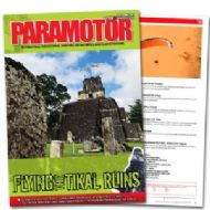 Paramotor Magazine, Issue No 24, April - May 2011